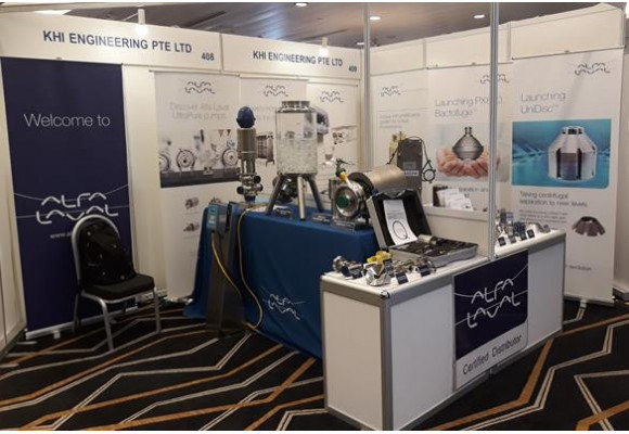 International Society for Pharmaceutical Engineering (ISPE) Exhibition